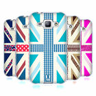 HEAD CASE UNION JACK COLLECTION SOFT GEL CASE FOR SAMSUNG GALAXY J1