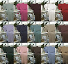 Luxury Deep Fitted Sheet, Non Iron Cotton Percale, 180 Thread Count Bed Sheets