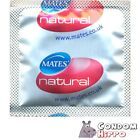 MATES NATURAL FEELING Classic Latex Condoms FAST FREE POST Private