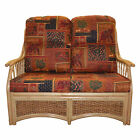 Replacement Cane Furniture SOFA Cushions/Covers Conservatory wicker rattan Gilda