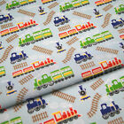 Childrens Fabric Polycotton Kids Material Nursery Boy Girl Dress By The Metre