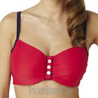 Panache Swimwear Veronica Balconnet Bikini Top Red SW0642 NEW Select Size