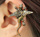 fashion Retro Punk Explosion Models Fly Monster cuff earring Metal Women dragon