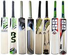 Hardball Cricket Bat Full Size Rubber Grip Quality Made