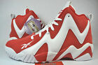 NEW Reebok Kamikaze 2 II RED WHITE sz 11.5-15 black shaq answer question concord