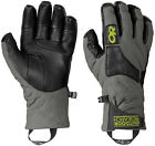 OUTDOOR RESEARCH MENS LODESTAR LIGHTWEIGHT BREATHEABLE GLOVES GREY POLYESTER