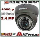 FULL 1080 p HD ProLux TURBO HDTVI EXTERNAL DOME CAMERA, Sony CMOS 1080P 2.4 MP