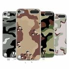 HEAD CASE MILITARY CAMO SERIES 1 SOFT GEL CASE FOR APPLE iPOD TOUCH 6G 6TH GEN