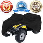 ATV Storage Covers 4 Wheeler Protective Large Cover Water-Resistant Quad 4X4