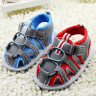 Baby Kids Boys Toddler Hollow Sandals Soft Sole Crib Shoes Sneakers 0-18M