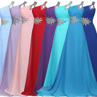 CHEAP Long Wedding Evening Dress Gown Formal Party Prom Ball Bridesmaid Dresses