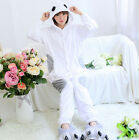 Big Hero 6 Baymax Unisex Kigurumi Pajamas Anime Animal Cosplay Costume Onesies