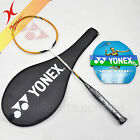 VOLTRIC 1 (ONE) - YONEX BADMINTON RACQUET - GOLD/BLACK/WHITE - *STADIUM SPORTS*