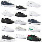 Lacoste Kid's Marcel Leather  Footwear All Colours Lace Up Infant Kids Juniors