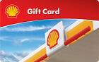 $10 $25 $50 Shell Gas Gift Card - Mail Delivery