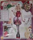 Halloween Costume Girls Child M 8-10 L 12-14 Apple White Ever After High New Nip