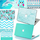 "Laptop Hard shell Case Cover for Macbook Pro13""15"" air 13 11"" 12inch Retina"