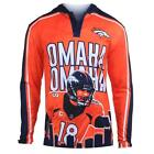 NFL Football Team Logo Polyester Player Hoody Tee - Pick Your Team!