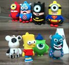 4GB 8GB 16GB 32GB USB 2.0 Minions Super Hero Memory Stick Flash pen Drive hot