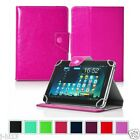 """Leather Case Cover For 7"""" Huawei MediaPad X1/X2/T1 Tablet GB8HW"""