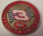 Coca-Cola Racing Family -A Limited Edition #3 Collectible Token   -11760