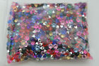 MULTICOLOUR WEDDING DECORATIONS SCATTER CRYSTALS DIAMOND COFFETTI VARIOUS AMOUNT