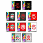 OFFICIAL LIVERPOOL FC LFC CREST 2 HARD BACK CASE FOR SAMSUNG TABLETS