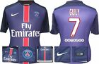 *15 / 16 - NIKE ; PSG HOME SHIRT SS / GUILY 7 = KIDS SIZE*