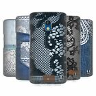 HEAD CASE DESIGNS JEANS AND LACES HARD BACK CASE FOR MOTOROLA MOTO X PLAY