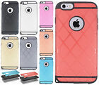 For Apple iPhone 6 / 6S HARD CK2 Hybrid Rubber Silicone Case Phone Cover