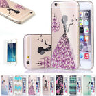 Ultra Thin Clear Rubber TPU Soft Case Cover Skin for Apple iPhone 6s & 6s Plus +