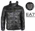 Emporio Armani EA7 Mens Down Jacket black 271246 new collection winter 2016