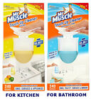 4x Mr Muscle Touch-Up Cleaner for Kitchen or Bathroom 300ml