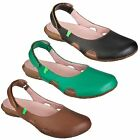 New El Naturalista ND70 Wakataua Womens Vegan Slingback Shoes Ladies Size UK 4-8