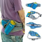 Outdoor Sports Running Waist Bag Fanny Pack Pouch with Water Bottle Holder 5N5C