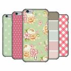 HEAD CASE DESIGNS FRENCH COUNTRY PATTERNS HARD BACK CASE FOR APPLE iPHONE 6S