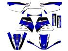 1990-2016 Yamaha Pw 50 Graphics Kit Decals Stickers All Years Deco Pw50 Mx