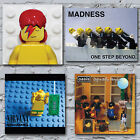Lego Music Parody Art Canvas Prints - Nirvana Madness David Bowie Nevermind cult
