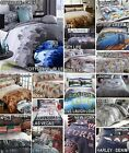 Modern Duvet Cover & Pillowcase Bedding Bed Set Urban Teenager's New York