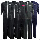 Nike Women's Tracksuit Full Zip Top & Elasticated Bottoms Pants Zipped Pockets