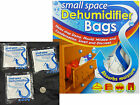 Interior Small Space DEHUMIDIFIER BAGS Sachets Stop Clothes Damp Mould Moisture