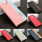 MOHOO Mix Hybrid Flip Leather Wallet Card Holder Case Cover Stand For ASUS 2 5 6
