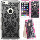 For iPhone 6 6S Plus TUFF PC TPU Fused Case Skin Phone Covers Accessory