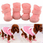 Dress Up Dog Pet Cute Puppy Shoes Chihuahua Boot For Small Dog Winter Warm Shoes
