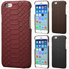For Apple iPhone 6 / 6S Hard TPU Snake Skin Case Cover Accessory