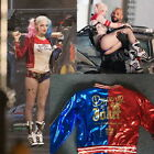 Batman Suicide Squad Harley Quinn ~Daddy's Coat Lil Monster Cosplay Jacket