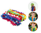 Hawaiian Leis Flower Jumbo Nice Party Favor Beach Tropical Wedding Supplies Lot