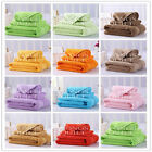New 11 Colors Cotton Yarn Towel Set Fast Drying Travel Camping Bath/Hand Towel