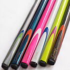 BRAND NEW 57 Inch Graphite Composite Pool Snooker Billiard Cue Gift Multicolours