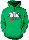 Made in America with Cuban Parts- Cuba Pride Nationality Hoodie Pullover